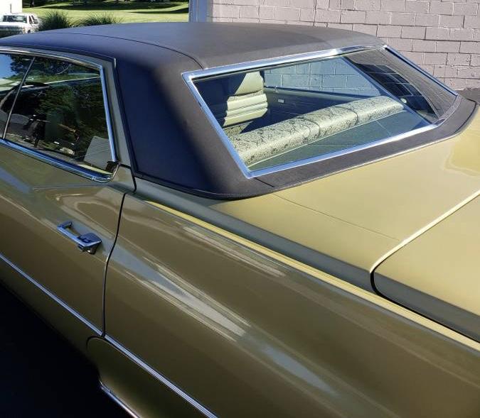 1970 Cadillac Sedan DeVille 33K Mile Survivor