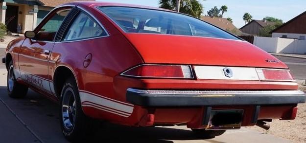 1978 Oldsmobile Starfire GT – SOLD!