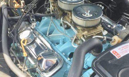 1965 Pontiac GTO Hardtop