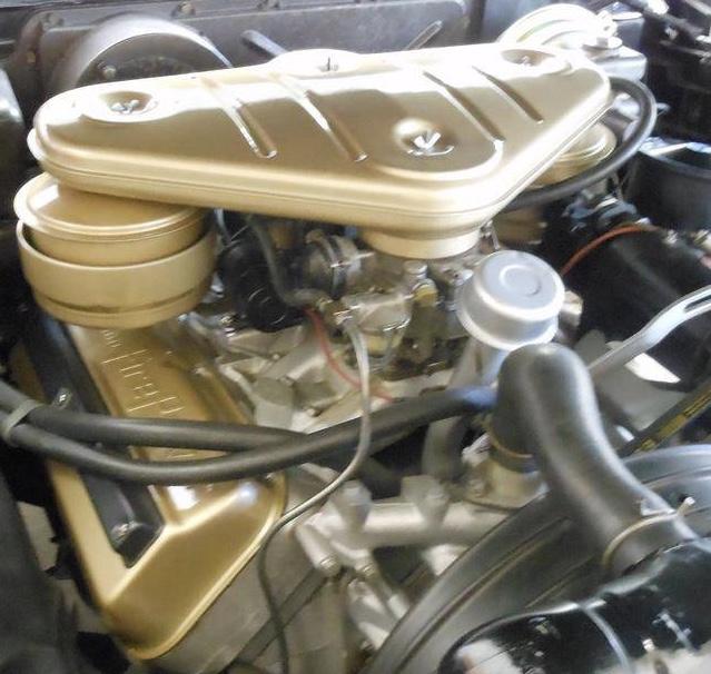 1955 Chrysler 300 Coupe