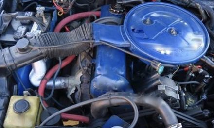 1978 Chevrolet El Camino Rat Rod – $7,500   GuysWithRides com
