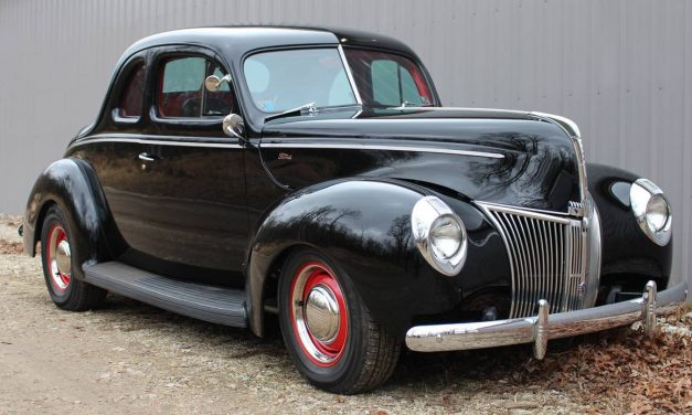 1940 Ford Business Coupe Restomod