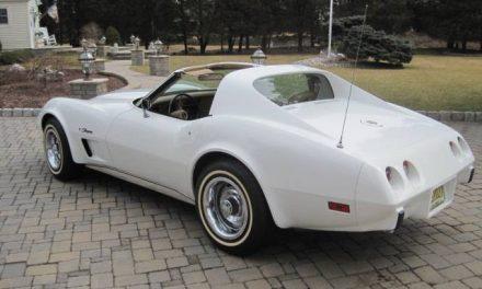 1975 Corvette L48 – 19K Original Miles