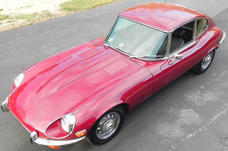 1971 Jaguar E-Type SIII V12