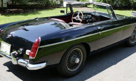 1968 MGB – Sold!