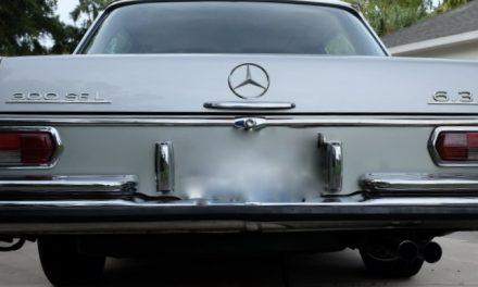 1970 Mercedes 300 SEL 6.3