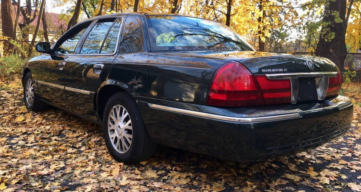 2003 53.3K Mile Mercury Grand Marquis LSE