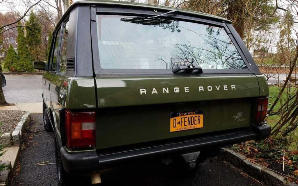 1991 Range Rover Classic Hunter Edition