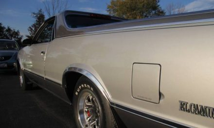 1987 Chevrolet El Camino 2,567 Mile Time Capsule!