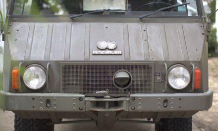 1974 Pinzgauer 710M 4×4 -SOLD!