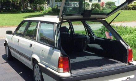 1982 Peugeot 505 DL Wagon Original Owner