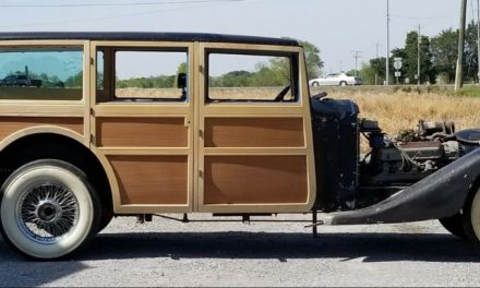 1935 Rolls Royce Shooting Brake