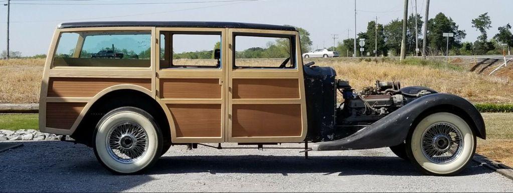 1935 Rolls Royce Shooting Brake