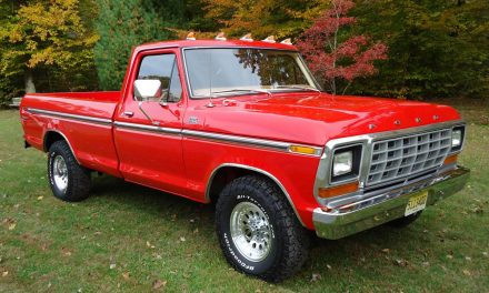 NEW! Award: 1979 Ford F-250 Ranger Custom – $35,000 Firm