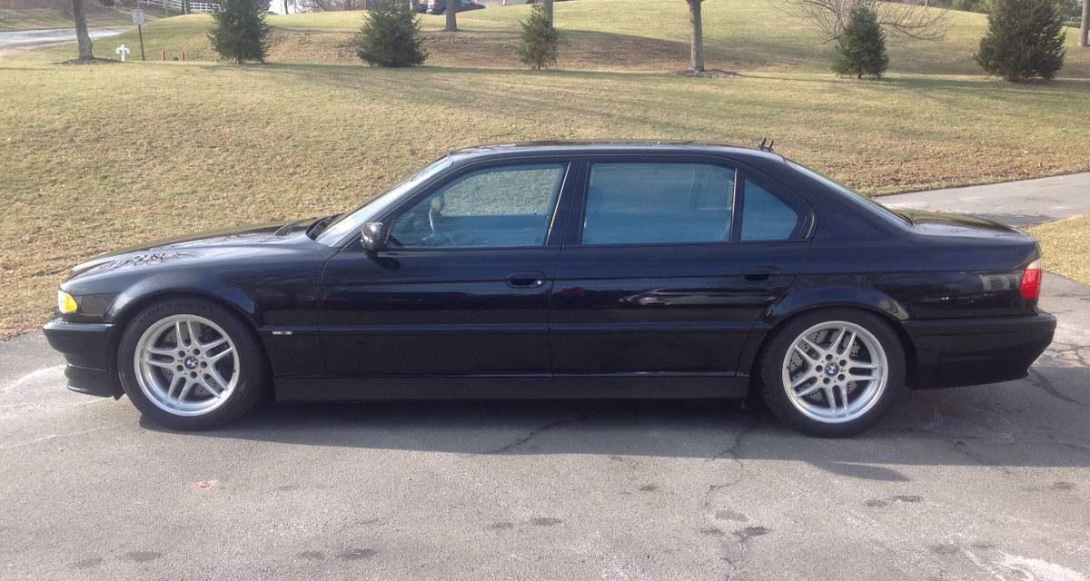 2001 BMW E38 750iL