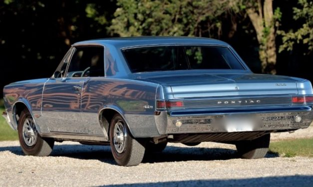 Mecum was the Wrong Venue for Joan to Sell Her GTO
