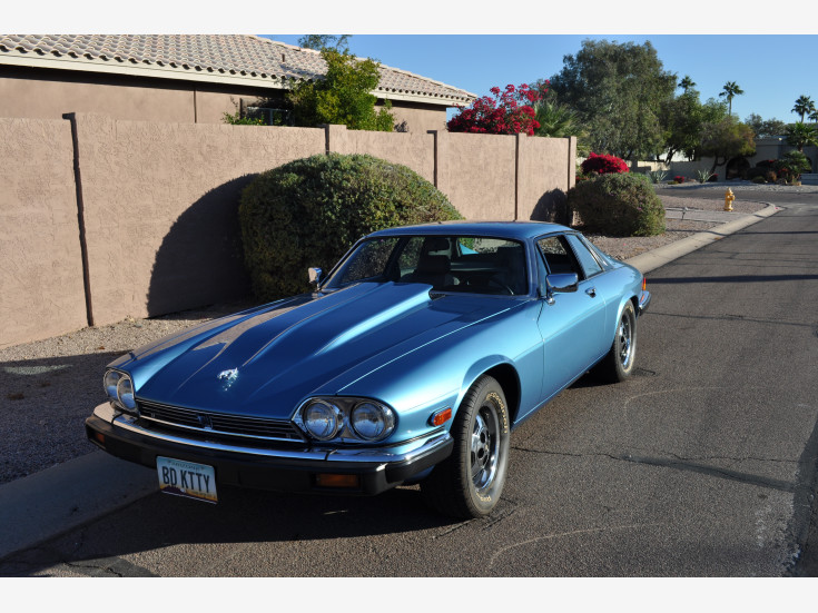 1986 Jaguar XJS ZZ502-Powered Restomod | GuysWithRides com