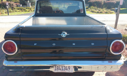 1964 Ford Ranchero 4X4 Custom Chassis