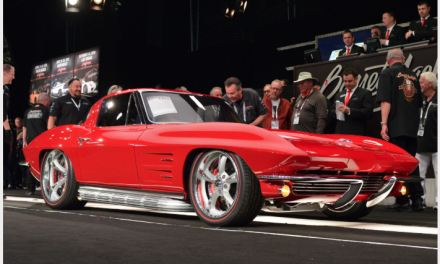 The Baby Boomer Cliff Has Barrett-Jackson Scared… Here's Why