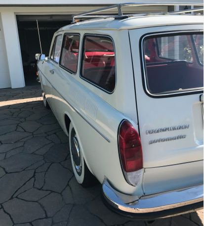 1970 Volkswagen Squareback Automatic – Sold!