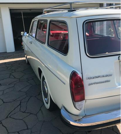 1970 Volkswagen Squareback Automatic – $17,500 OBO