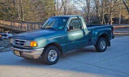 1997 Ford Ranger Flareside 5-Speed – $2,250