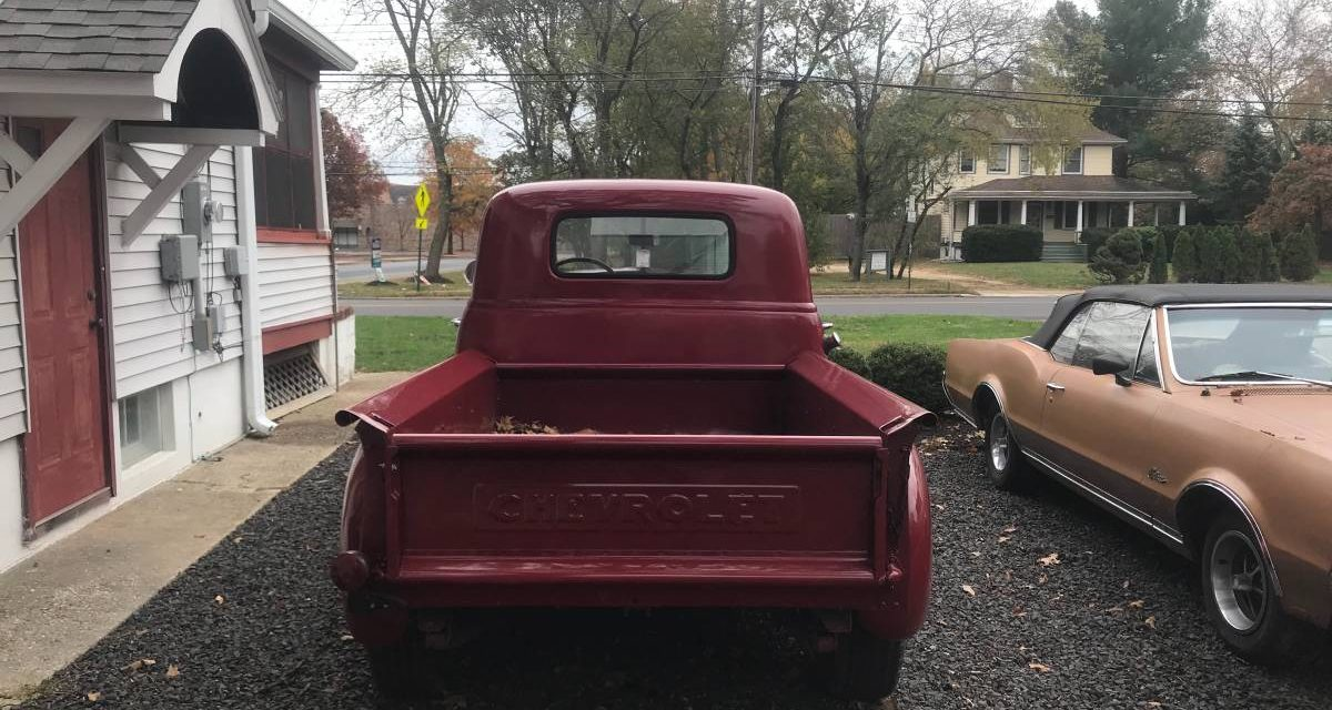 1950 Chevrolet Series 3100 Pickup – SOLD!