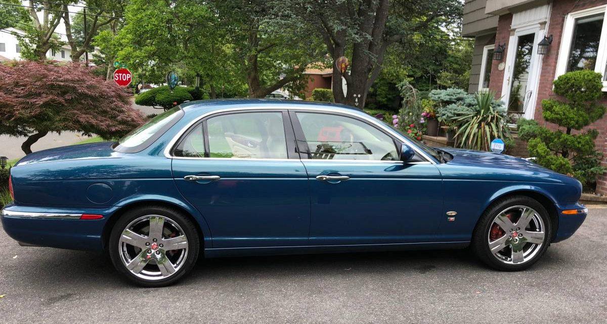 2006 Jaguar One Owner XJR – $9,770