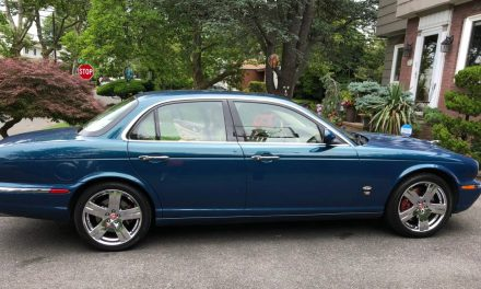 2006 Jaguar One Owner XJR – $9,770