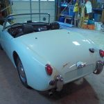 15 Months Gone: 1961 Austin-Healey Sprite Mk I – NOW $7,800