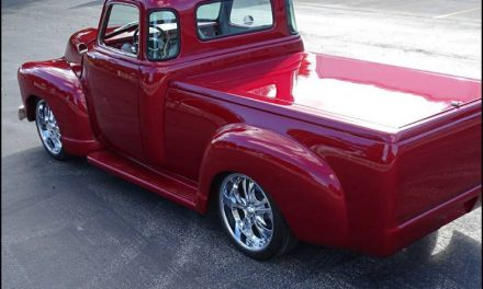 1952 Chevrolet 3100 5-Window Hot Rod – $24,995