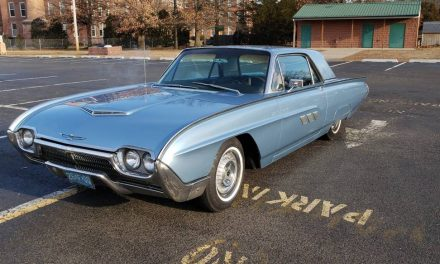 1963 Ford Thunderbird Hardtop – SOLD!