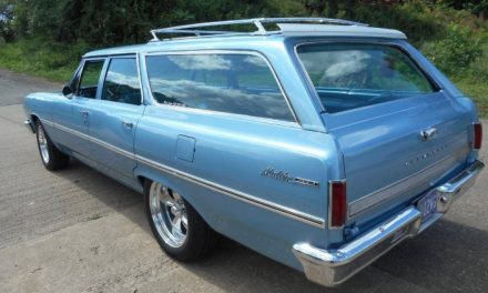 1965 Chevrolet Malibu Wagon – $25,000