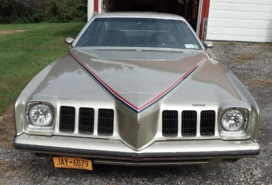 1973 Pontiac Grand Am – $21,500