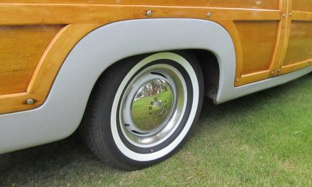 1949 Ford Custom Woody Wagon – $42,500