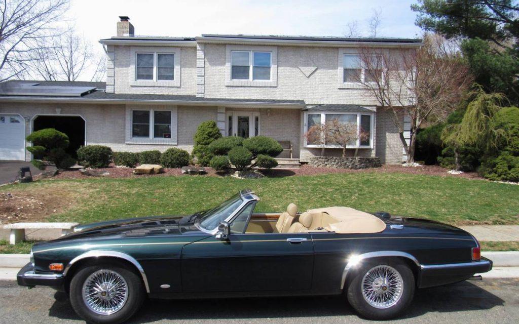 1988 Jaguar XJS Hess & Eisenhardt Convertible – $19,995