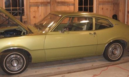 1973 Ford Maverick Survivor – $5,000