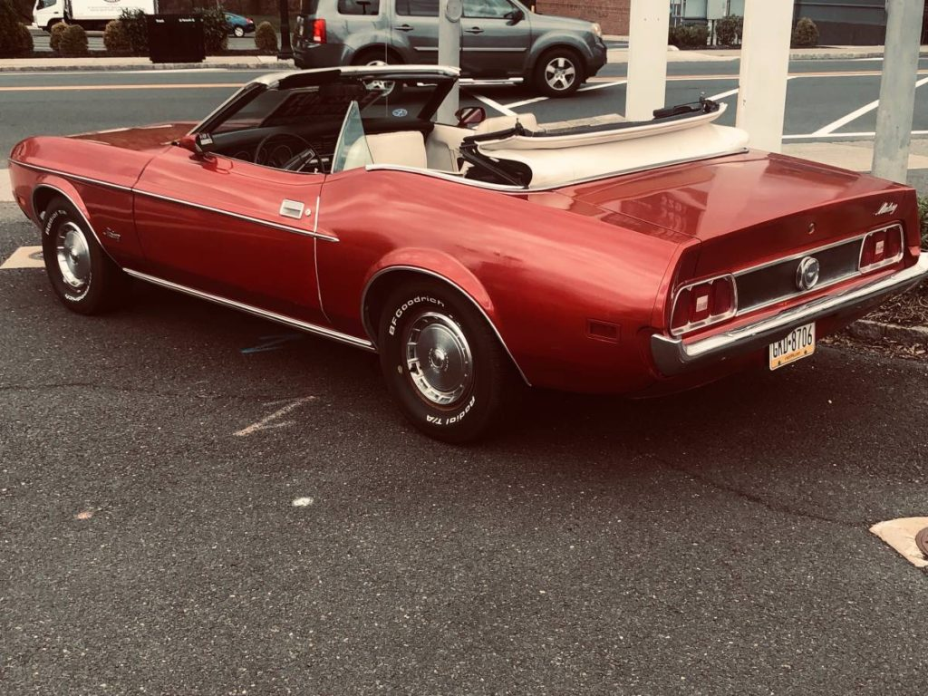 1973 Ford Mustang One Owner – $16,500 | GuysWithRides com