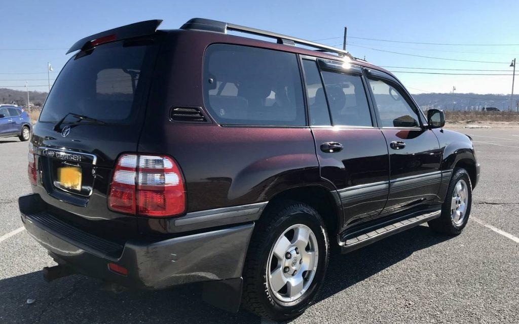 2003 Toyota Land Cruiser – $14,900 Or Best Offer