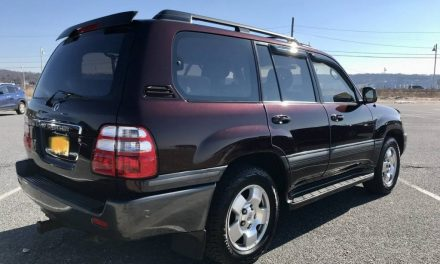 2003 Toyota Land Cruiser – $14,900 Or Best Offer