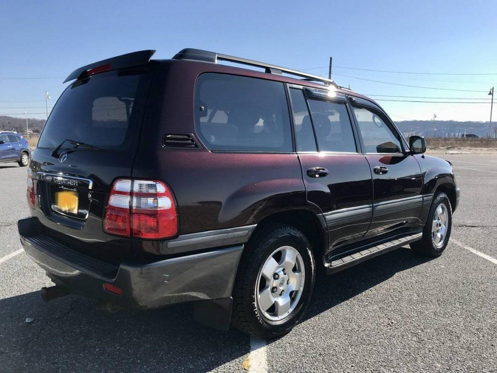 Kekurangan Toyota Land Cruiser 2003 Harga