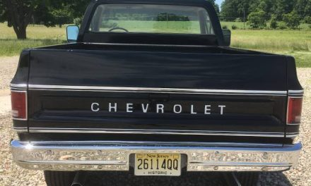1978 Chevrolet K10 Fleetside Short Bed – $16,000