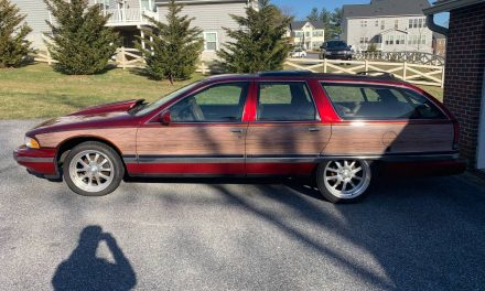 1995 Buick Roadmaster With Supercharged LT1 – $4,500