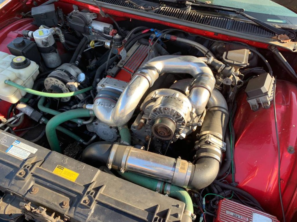 1995 buick roadmaster with supercharged lt1 4 500 guyswithrides com guys with rides