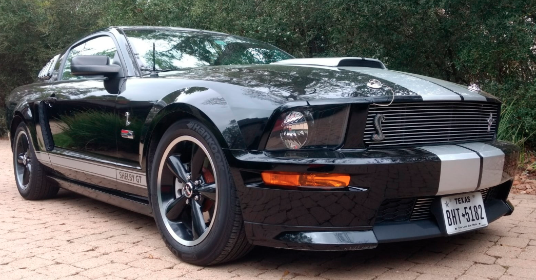 Mecum Houston 2019 – Well Bought Day One Pick: 2007 Shelby GT – $14,500