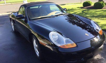 1999 Porsche Boxster 20K Mile Original Owner Survivor – $19,999