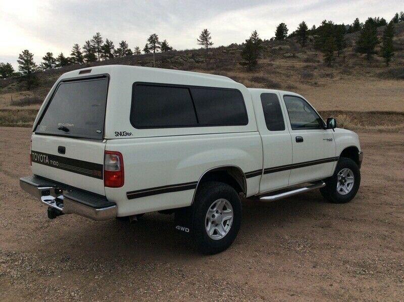 1997 Toyota T100 SR5 4×4 Survivor