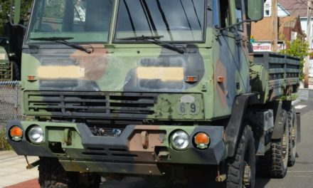 1996 Stewart and Stevenson M1093 LMTV 6×6 Cargo Truck – NOW $12,000