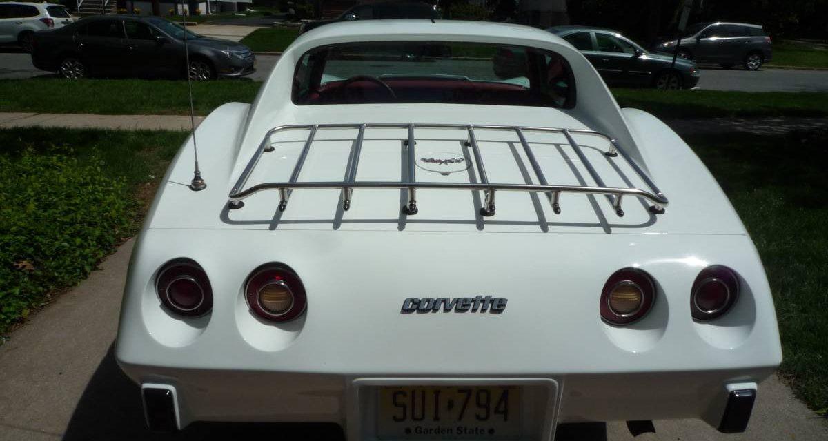1977 Chevrolet Corvette L48 4-Speed Original Owner – $12,500