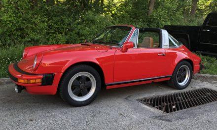 1978 Porsche 911 SC Targa – $34,500